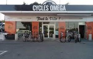 Partenariat Cycle Omega Grasse